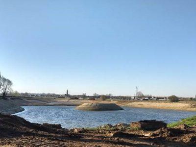Photo 12 / Foto 12 Des aménagements structurants de lutte contre les inondations